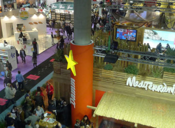 prodexpo Moscow Exhibition Stand