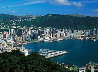 capital da nova zelandia _wellington